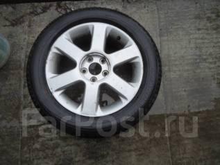 Запасное колесо литье с резиной TOYO 215/60R17. 6.5x17 ET45