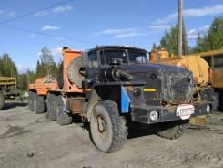 Урал 55571. Трубоплетевоз Урал, 6 650 куб. см., 20 000 кг.