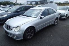 Молдинг крыши. Mercedes-Benz C-Class, W203 Mercedes-Benz W203