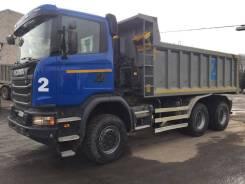 Scania. Самосвал G400, 2014 г/в, 13 000 куб. см., 22 000 кг.