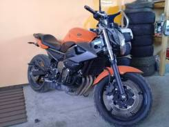 Yamaha XJ 600 S Diversion. 600 куб. см., исправен, без птс, с пробегом