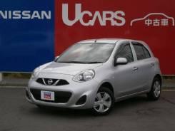 Nissan March. автомат, передний, 1.2, бензин, б/п. Под заказ