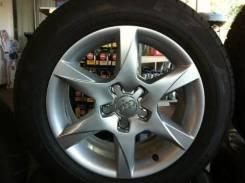 Продам комплект колёс на Ауди а4 2011 R17. x17