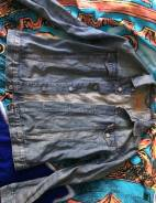 Куртки джинсовые. 48, 50