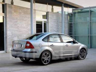 Кузов в сборе. Ford Focus, CB4, CB8 Двигатели: AODA, AODB, ASDA, ASDB