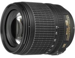 Объектив Nikon 18-105 VR ! Низкая Цена ! Магазин Скупка 25 ! Спешите !. Для Nikon, диаметр фильтра 67 мм