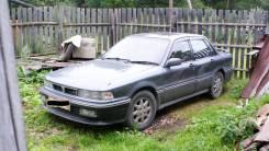 Запчасти на Мицубиси Галант 1988 г. Mitsubishi Galant