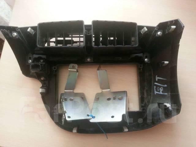 Рамка магнитолы, крепление, кит для установки 1/2din Fit GE6.7.8.9. Honda Fit, GE6, GE7, GE8, GE9 Двигатели: L13A, L15A