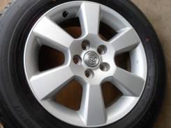 Toyota. 6.5x17, 5x114.30, ET35, ЦО 60,1мм.