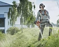 Покос травы , пилка деревьев , вывоз