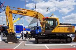 Sdlg LG6210E. Экскаватор гусеничный SDLG LG6210E Volvo, 6 000 куб. см., 1,00куб. м.