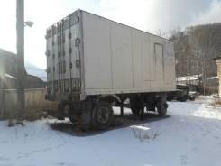 Agrimotor. Продам прицеп, 12 000 кг.