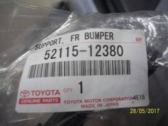 Крепление бампера. Toyota: Corolla, Brevis, Corolla Fielder, Allex, Corolla Runx Двигатели: 2NZFE, 1NDTV, 2ZZGE, 1NZFE, 1ZZFE, 4ZZFE, 3ZZFE, 1CDFTV, 2...