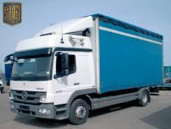Mercedes-Benz Atego. Мерседес Атего 1229, 2012г, штора 43м3, Мегаспейс, без пробега по РФ, 6 374 куб. см., 8 000 кг.