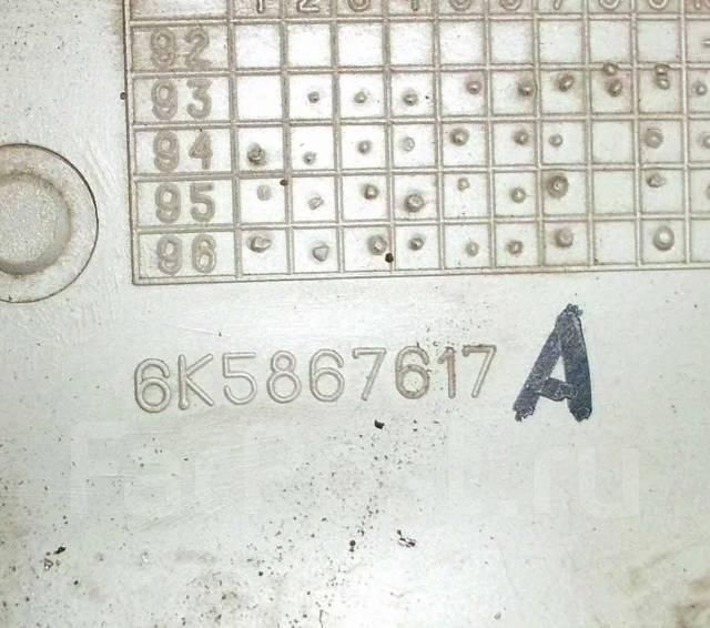 Панель потолочная. Seat Ibiza Seat Cordoba Двигатели: 1F, 1Y, 1Z, 2E, 2G, AAU, AAV, AAZ, ABD, ABF, ABS, ABU, ACC, ADL, ADZ, AEE, AER, AEX, AEY, AFH, A...