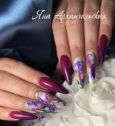 Наращивание ногтей (акрил, гель, гель-лак) р-он Баляева