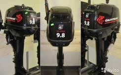 Parsun. 9,80л.с., 2х тактный, бензин, нога S (381 мм), Год: 2016 год