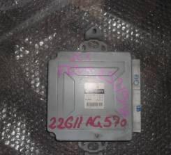 Блок управления двс. Subaru Forester, SG5, SG Двигатель EJ205