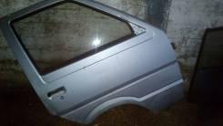 Дверь боковая. Nissan Vanette, KPC22, VPJC22, KUC22, KMJNC22, VUJNC22, KPJC22, VUJNBC22, VJC22, KUJNC22, KUJC22, VUJC22, KMC22 Nissan Vanette Largo, K...