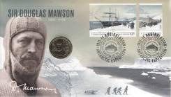 Австралия 1 доллар 2012 Inspirational Australians. Sir Douglas Maws