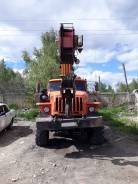 Урал. Продается автокран на базе УРАЛ 25 т., 25 000 кг.
