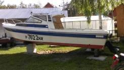 Yamaha FR-24. Год: 1994 год, длина 7,30м., двигатель стационарный, 132,00л.с., дизель