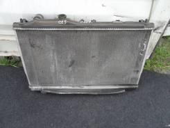 Радиатор охлаждения двигателя. Honda Ascot, CE5 Двигатель G25A
