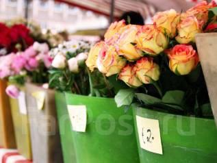 Салон цветов на Приморской. Без конкуренции. м. Приморская