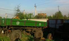 2ПТС-4. Продам прицеп тракторный 2 ПТС-4, 4 000 кг.