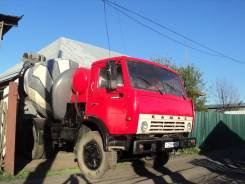 Камаз 55111. Продам бетоносмеситель (миксер-бетоновоз) в Барнауле, 10 850 куб. см., 5,00куб. м.