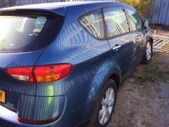 Обшивка панели кузова Subaru Tribeca B9 3.0 EZ30, задняя