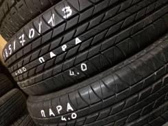 Bridgestone B330. Летние, 2012 год, без износа, 2 шт