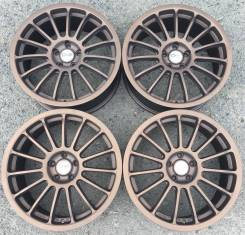 OZ Racing Superturismo GT. 7.0x17, 5x100.00, ET48, ЦО 60,0 мм.