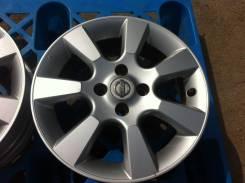 Nissan. 5.5x15, 4x100.00, ET40, ЦО 56,1мм.