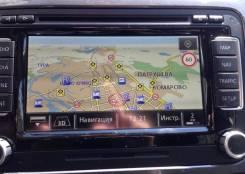 Диск с картами 2017г. для RNS-510 и RNS-810, VW, Skoda, Seat.