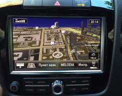 SD карта навигации RNS-850