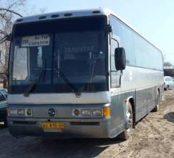 Ssangyong Transtar. Автобус Ssang YONG SB88-H Transstar, 1999 г. В Саратовской Области