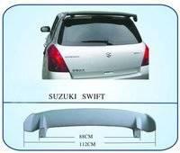 Спойлер на Suzuki Swift 2004-09г
