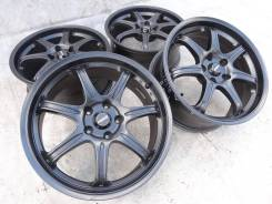 A-Tech Final Speed. 7.5x18, 5x114.30, ET38, ЦО 73,1 мм.