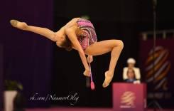 Занятия по художественной гимнастике