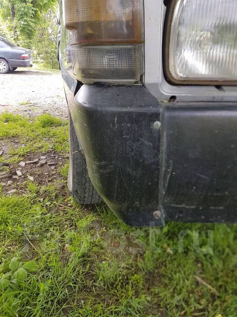 Клык бампера. Nissan Vanette, KUGNC22 Двигатель LD20TII