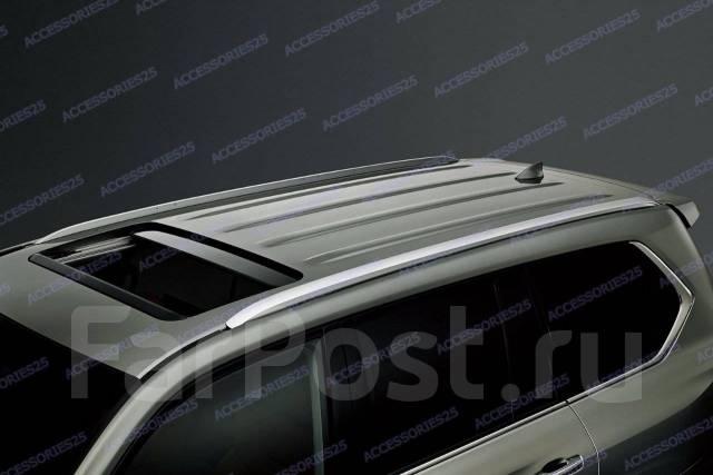 Рейлинг. Lexus LX450d, VDJ201 Двигатель 1VDFTV