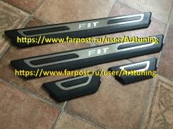 Порог пластиковый. Honda Fit Shuttle Honda Fit, GE6, GE7, GE8, GE9, GP1, GP4. Под заказ
