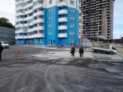Отличное помещение 99 м2 на Сабанеева. Сделаем ремонт под вас. 99 кв.м., улица Сабанеева 16, р-н Баляева. Дом снаружи