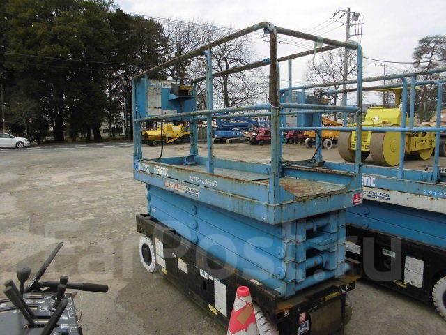 Aichi. Японская вышка 8м (самоходный электроподъемник), 8 м.