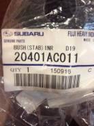 Втулка стабилизатора. Subaru Legacy, BHC, BGC, BG5, BH5, BG9, BE5, BD5, BH9, BE9, BD9 Subaru Forester, SF5 Subaru Impreza, GGB, GGA, GD9, GG9, GDB, GD...
