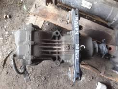 Редуктор. Nissan Dualis, KNJ10, KJ10 Двигатель MR20DE