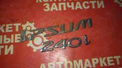 Эмблема. Toyota Ipsum, ACM21, ACM26W, ACM26, ACM21W Двигатель 2AZFE