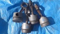 Поршень. Toyota Crown, LS131H, LS131 Двигатель 2L