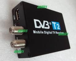 Цифровой TV тюнер Для Автомагнитол M901 /DVB T2/USB (2 антенны)